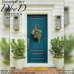 solid door Southern Living door