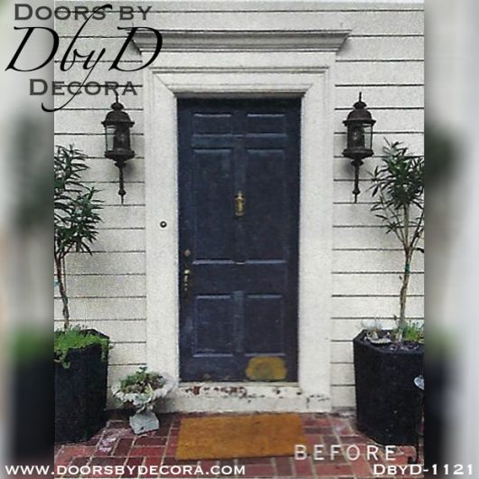 solid door1121b - solid door Southern Living door - Doors by Decora
