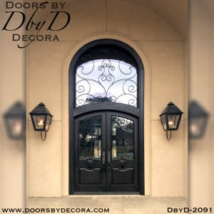 dbyd2091a - Custom Entry Doors - Doors by Decora