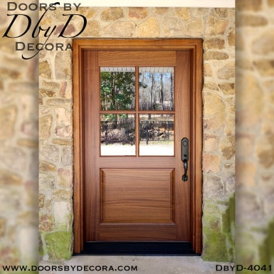 craftsman 4-lite tdl door