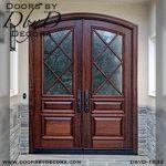 divided lite tdl segment top doors