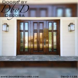 solid door1139 - Custom Entry Doors - Doors by Decora