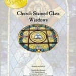 Brochure Cover for Church Stained Glass Ideas