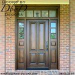 divided Lite custom front door