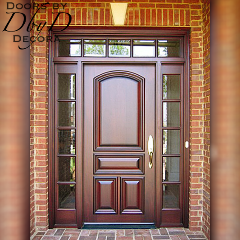 Our wide selection of Front Doors are custom made for you - Doors by ...
